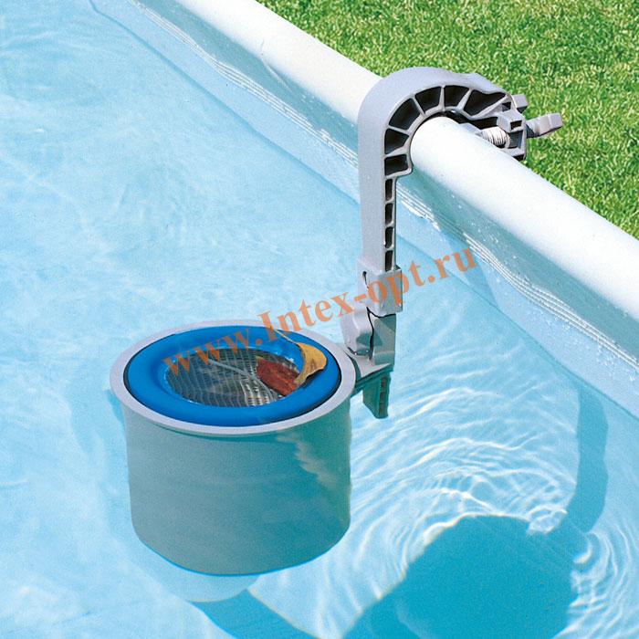 Насос для чистки бассейна