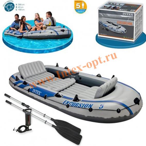 лодки для денди