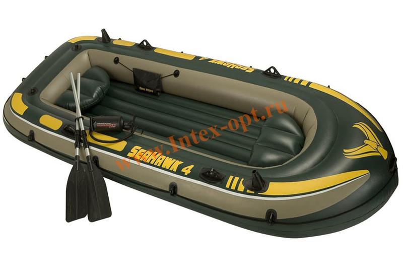 надувные лодки пвх купить в спб seahawk