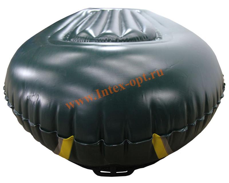 лодка надувная intex seahawk 68347np с насосом и веслами