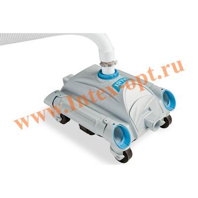 INTEX 28001(58948) Пылесос автоматический вакуумный для чистки дна плавательных бассейнов