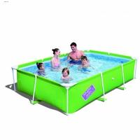 Детский каркасный бассейн 259х170х61 см. Bestway