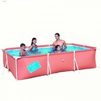 Детский каркасный бассейн 300х201х66 см. Bestway