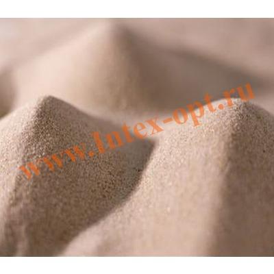 Песок кварцевый 25 кг., для песочных фильтр-насосов(фракция 0.45-0.85 мм)