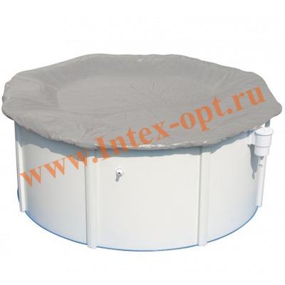 BestWay 58291 Тент для бассейнов со стальными стенками 305х122 см