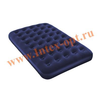 BestWay 67274 Полутороспальный надувной матрас Classik 122х193х22см (без насоса)