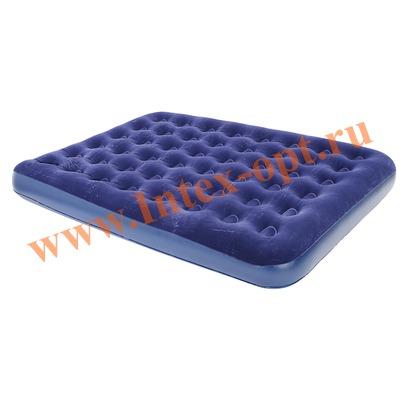 BestWay 67003 Двуспальный надувной матрас Classik 152х203х22см (без насоса)