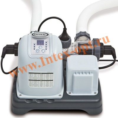 INTEX 28670(28664) Хлор-генератор для дезинфекции воды плавательных бассейнов(объемом до 56 800 л)