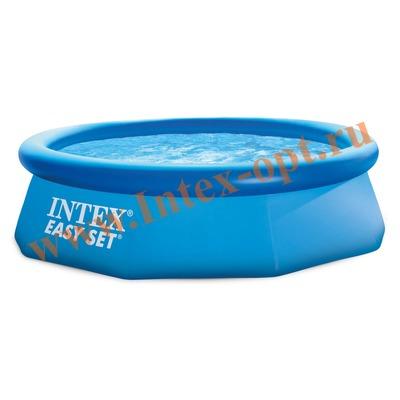 INTEX Бассейн надувной 244х76см NEW