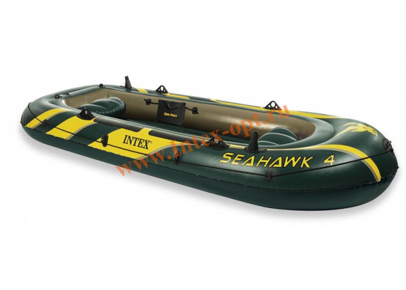 надувная лодка для морских прогулок