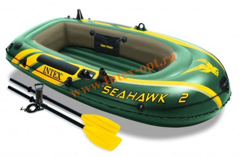 купить двухместную надувную лодку в спб