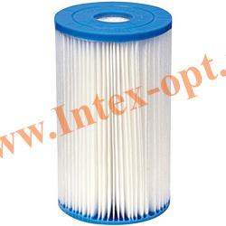 INTEX 29005/29905/59905 Сменный фильтр-картридж для фильтр-насоса (тип В)