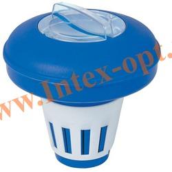 BestWay 58071(58075) Плавающий дозатор-поплавок 16,5 см