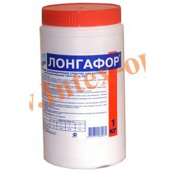 Маркопул Кемиклс (Россия) Лонгафор 20 гр. таблетки для длительной хлорной дезинфекции (50 штук)