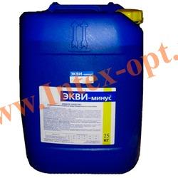 Маркопул Кемиклс (Россия) Экви-минус 20 л.(25 кг.) средство для понижения уровня pH воды плавательных бассейнов(жидкость)