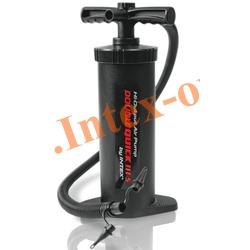 INTEX 68605 Ручной воздушный насос Double Quick 3 S Hand Pump (37 см)