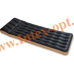 INTEX 68796 Односпальный надувной матрас Camping 189х99х22см
