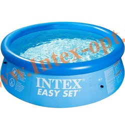 INTEX 28110(56970) Бассейн надувной 244х76см