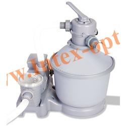 BestWay 58257 Песочный фильтр-насос Flowclear 3.7 м3 220-240В