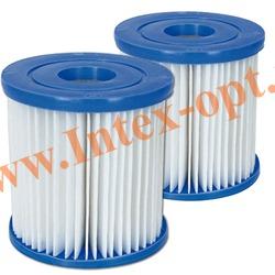 BestWay 58093 Сменный картридж Flowclear (I) для фильтр-насосов производительностью 1250 л/ч