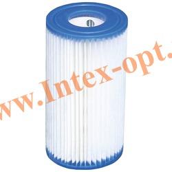 BestWay 58012 Сменный картридж Flowclear (III) для фильтр-насосов производительностью 5 678 л/ч