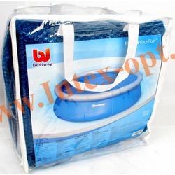 BestWay 58066 Тент солнечный для бассейнов с надувным кольцом 549 см