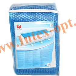 BestWay 58151 Тент солнечный для прямоугольных каркасных бассейнов 549х274х122 см
