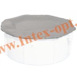 BestWay 58292 Тент для бассейнов со стальными стенками 366х122 см