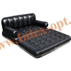 BestWay 75054 Двуспальная надувная кровать-трансформер 5 в 1 188х152х64см (без насоса)