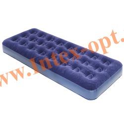BestWay 67000 Односпальный надувной матрас Classik 76х185х22см (без насоса)