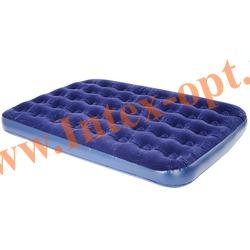 BestWay 67002 Полутороспальный надувной матрас Classik 137х191х22см (без насоса)