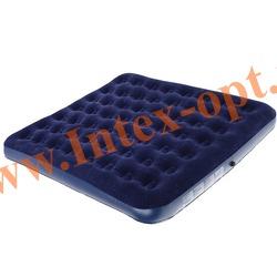 BestWay 67004 Двуспальный надувной матрас Classik 185х203х22см (без насоса)