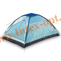 BestWay 67068 Палатка туристическая двухместная Monodome 145х206х99 см