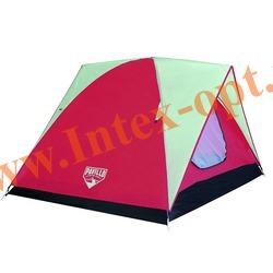 BestWay 68042 Палатка туристическая двухместная Woodlands Х2 200х140х110 см