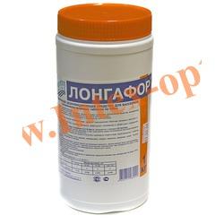 Маркопул Кемиклс (Россия) Лонгафор 200 гр. таблетки для длительной хлорной дезинфекции (5 штук)