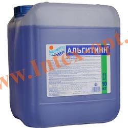 Маркопул Кемиклс (Россия) Альгитинн быстродействующее средство для уничтожения водорослей и слизи 10 л.(с пониженным пенообразованием)