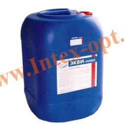 Маркопул Кемиклс (Россия) Экви-плюс 30 л.(37 кг.) средство для повышения уровня pH воды плавательных бассейнов(жидкость)
