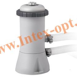 INTEX 28604(58604) Картриджный фильтр-насос для очистки воды плавательных бассейнов 2006 л/ч, 220-240 В