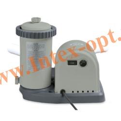 INTEX 28636(56636) Картриджный фильтр-насос для очистки воды плавательных бассейнов 5678 л/ч, 220-240 В