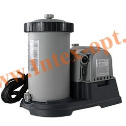 INTEX 28634(56634) Картриджный фильтр-насос для очистки воды плавательных бассейнов 9463 л/ч, 220-240 В