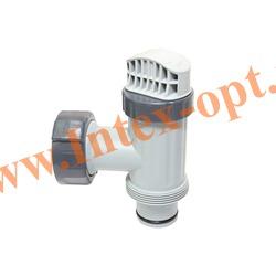 INTEX 10747 Плунжерный клапан 38мм