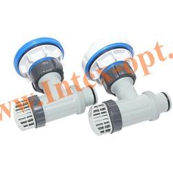 INTEX Плунжерный клапан в сборе (2 шт)