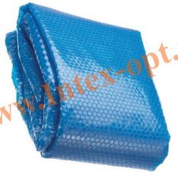 INTEX 29021(59952) Тент солнечный(обогревающий) для круглых бассейнов 305 см