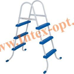 INTEX 28061(58907) Лестница для плавательных бассейнов высотой 107 см