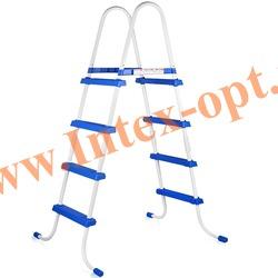INTEX 28062(58974) Лестница для плавательных бассейнов высотой 122 см