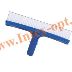 INTEX 29052 Щетка для чистки бассейна 25.4 см (без телескопической рукоятки)