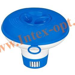 INTEX 29040 Плавающий дозатор-поплавок 12.7 см