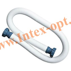 INTEX 29060 (51009) Шланг соединительный с муфтами 38 мм для подключения оборудования к бассейнам