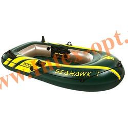 INTEX 68345 Одноместная надувная лодка Seahawk-1 193х108х38см(без насоса и весел)