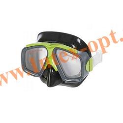 INTEX 55975 Маска для плавания Surf Rider Masks (от 8 лет)салатовая